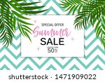 abstract summer sale background....   Shutterstock .eps vector #1471909022