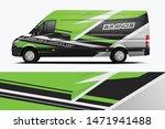 van wrap design. wrap  sticker...   Shutterstock .eps vector #1471941488