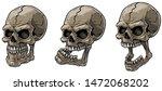 cartoon detailed realistic... | Shutterstock .eps vector #1472068202