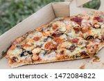 Italian Pizza Food Mushroom...