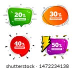 special offer price signs.... | Shutterstock .eps vector #1472234138