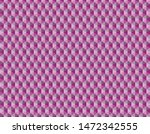 abstract polygon pastel color... | Shutterstock .eps vector #1472342555