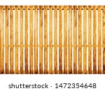 brown timber fence or... | Shutterstock . vector #1472354648