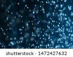 cute light blue shining falling ... | Shutterstock . vector #1472427632