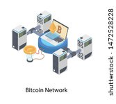 isometric illustration of...   Shutterstock .eps vector #1472528228
