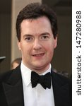 Small photo of London .UK. Conservative party M.P. and shadow Chancellor of the Exchequer George Osborne at the Galaxy Book Awards, Grosvenor House Hotel, London. 3rd April 2009.
