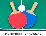 table tennis | Shutterstock . vector #147282242