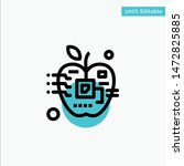 apple  artificial  biology ...   Shutterstock .eps vector #1472825885