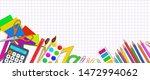 back to school banner template... | Shutterstock .eps vector #1472994062