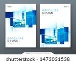 brochure template layout design....   Shutterstock .eps vector #1473031538