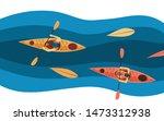 outdoors activities... | Shutterstock .eps vector #1473312938