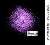 grunge speech bubble... | Shutterstock . vector #147331508