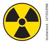 Radiation Symbol. Radiation...