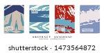 abstract universal grunge art... | Shutterstock .eps vector #1473564872