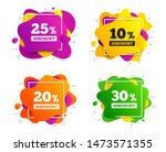 sale discount icons. banner...