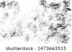 uneven black and white texture... | Shutterstock .eps vector #1473663515