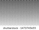 black and white zigzag chevron... | Shutterstock .eps vector #1473745655