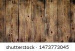 wood texture. natural dark... | Shutterstock . vector #1473773045