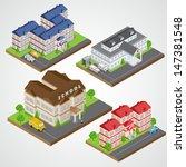 easy to edit vector... | Shutterstock .eps vector #147381548