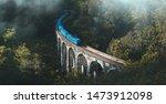 Famous Nine Arch Bridge In Ell...