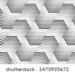 vector geometric seamless...   Shutterstock .eps vector #1473935672