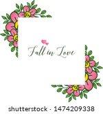 various design of greeting card ... | Shutterstock .eps vector #1474209338