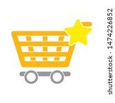 Favorites Shopping Cart Icon....
