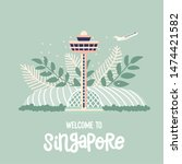 singapore   singapore   9... | Shutterstock .eps vector #1474421582