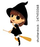 witch | Shutterstock . vector #147453368