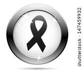 metallic icon with black design ... | Shutterstock . vector #147459932