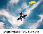 Professional Kiter Makes The...