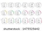 champagne glasses  love ticket...   Shutterstock .eps vector #1475525642