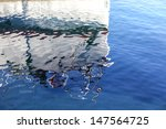 Abstract Water Reflexion