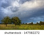 Countryside Scene At The...