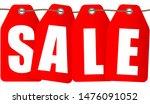sale inscription design... | Shutterstock . vector #1476091052