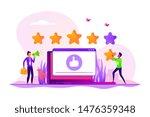 customer feedback  client... | Shutterstock .eps vector #1476359348