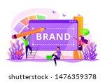 corporate identity  company... | Shutterstock .eps vector #1476359378