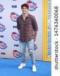 Small photo of LOS ANGELES - AUG 11: Noah Centineo arrives for the 2019 Teen Choice Awards on August 11, 2019 in Hermosa Beach, CA