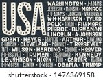 flag usa. united states of... | Shutterstock .eps vector #1476369158