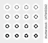 16 arrow refresh icon reload...