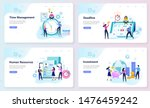 business and finance web banner ... | Shutterstock .eps vector #1476459242