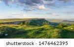 Plateau With Steep Limestone...
