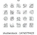 dismssal well crafted pixel...   Shutterstock .eps vector #1476579425