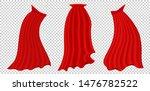 vector realistic set of red...   Shutterstock .eps vector #1476782522