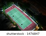 tennis court | Shutterstock . vector #1476847
