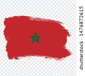kingdom of marocco flag...