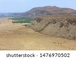 Aerial View Of The Great Rift...