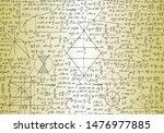 scientific vector math seamless ...   Shutterstock .eps vector #1476977885