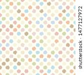 vector seamless pattern with... | Shutterstock .eps vector #1477127972