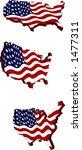 vector graphic depicting three... | Shutterstock .eps vector #1477311